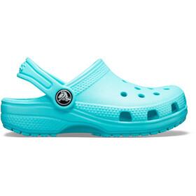 Crocs Classic Clogsit Lapset, pool